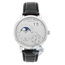 A. Lange & Söhne Grand Lange 1 Platinum 41mm Silver Roman numerals United States of America, Pennsylvania, Bala Cynwyd