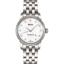 Mido Women's watch Baroncelli II 29mm Automatic new Watch with original box and original papers