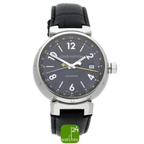 Louis Vuitton Steel Automatic Q1131 pre-owned