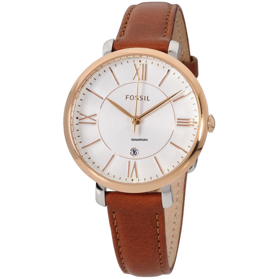 995ebb63c Ceny dámských hodinek Fossil | Koupit a porovnat dámské hodinky Fossil na  Chrono24