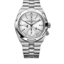 Vacheron Constantin Overseas Dual Time new 2019 Automatic Watch with original box and original papers 7900V/110A-B333