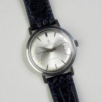 Universal Genève Steel 34mm Automatic 204604/1 pre-owned United Kingdom, Bicester