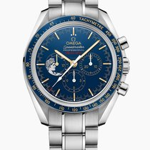 Omega 311.30.42.30.03.001 Stal 2019 Speedmaster Professional Moonwatch 42mm nowość