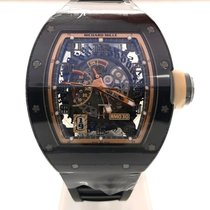 Richard Mille RM 030 Ceramic 50mm Transparent No numerals
