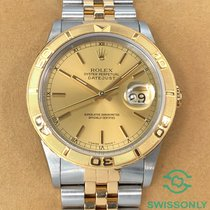 Rolex Datejust Turn-O-Graph 16263 1991 pre-owned