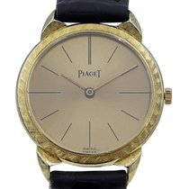 Piaget Piaget 204 Very good Yellow gold 24mm Manual winding United Kingdom, Tunbridge Wells