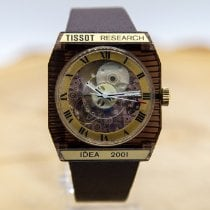 Tissot Plastic 38.6mm Automatic pre-owned