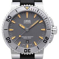Oris Aquis Date 01 733 7653 4158-07 4 26 34EB 2020 new
