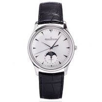 Jaeger-LeCoultre Master Ultra Thin Moon new Automatic Watch with original box and original papers Q1368420