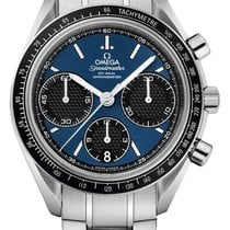 Omega Speedmaster Racing Steel 40mm United States of America, New York, Airmont