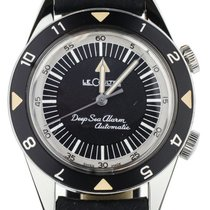 Jaeger-LeCoultre Memovox Tribute to Deep Sea Zeljezo 41mm Crn