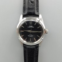 Tudor Oyster Prince Steel 34mm Black United States of America, California, STOCKTON