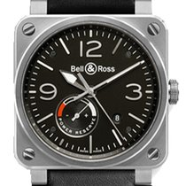 Bell & Ross BR 03-97 Réserve de Marche Steel Black United States of America, New York, Brooklyn