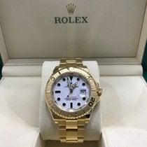 Rolex Yacht-Master 40mm Yellow Gold