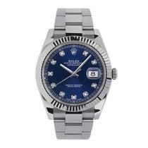 Rolex Datejust 126334 Unworn Steel 41mm Automatic