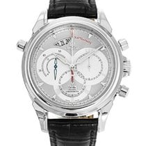 Omega DeVille Co-Axial Rattrapante Platinum Limited Edition