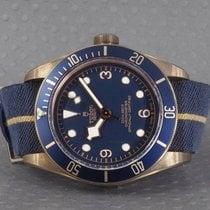 Tudor Heritage Black Bay Blue - Bucherer Edition