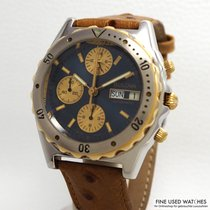 Bulova Day Date Chronograph Lemania 5100