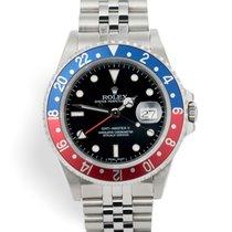 ロレックス (Rolex) 16710BLRO GMT-Master II 3186 Calibre - Rare...