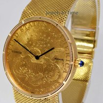 Corum Double Eagle Twenty $20. U.S. Gold Coin 1896 Automatic...