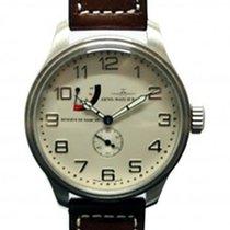 Zeno-Watch Basel OS Retro Power Reserve Vitage design