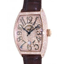 Franck Muller Master Of Complication 8880 B Sc Dt Rose Gold 45mm