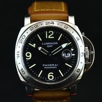 Panerai Luminor Vintage GMT Automatic Ocean Chronometer Dual Time