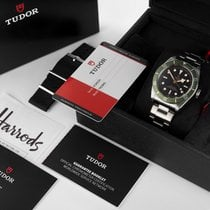 Tudor 79230G Steel Black Bay new United Kingdom, London