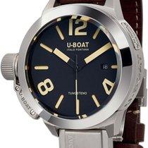 U-Boat Classico Сталь 50mm Черный