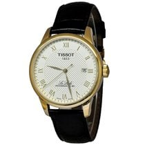 Tissot Le Locle Staal 39mm Wit Nederland, Amsterdam