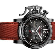 Graham Chronofighter 2CVAV.B17A 2018 new