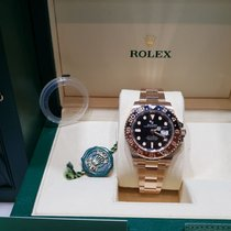 Rolex 126715CHNR Or rose GMT-Master II 40mm