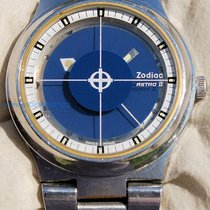 Zodiac 45mm Automatic pre-owned