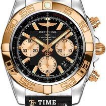 Breitling CB0110121B1P1 Acero y oro 2020 Chronomat 44 44mm nuevo