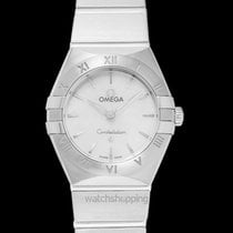 Omega Constellation Quartz Steel 25mm Mother of pearl United States of America, California, San Mateo