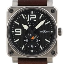 Bell & Ross BR 03-51 GMT Titanium 42mm Black United States of America, Florida, Boca Raton
