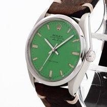 Rolex Air King Precision Acero 34mm Verde