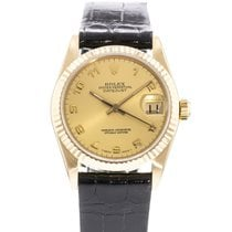 Rolex 68278 Yellow gold Datejust 31mm pre-owned United States of America, Georgia, Atlanta