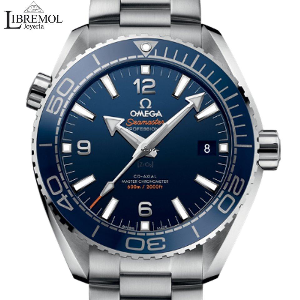diseño de calidad 021db 16a33 Omega Seamaster Planet Ocean 44 mm Blue (It´s NEW)