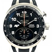 Oris Titanium 45mm Automatic 01 673 7611 7084-Set pre-owned