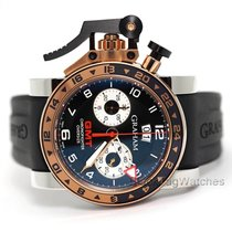 Graham Chronofighter Oversize 2OVGG.B21A 2019 new