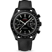 Omega Speedmaster Professional Moonwatch Ceramic Black No numerals