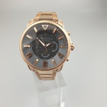 Tendence Steel 51mm Quartz TG860001 new