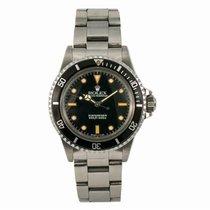 Rolex Submariner (No Date) 5513 1980