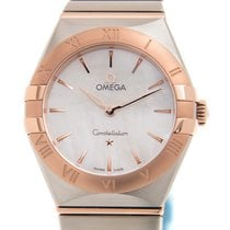 Omega Constellation new Quartz Watch with original box and original papers 131.20.28.60.05.001