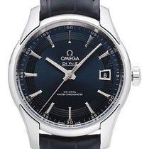 Omega De Ville Hour Vision Acél 41mm Kék