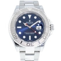 Rolex Yacht-Master 40 Steel 40mm Blue United States of America, Georgia, Atlanta