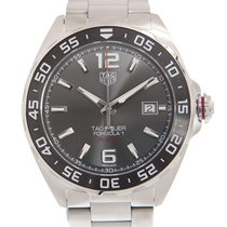 TAG Heuer Formula 1 Calibre 5 Steel 43mm Grey