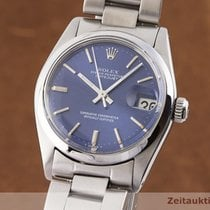 Rolex Lady-Datejust Zeljezo 31mm Plav-modar