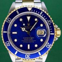 Rolex Submariner Date 16613 1998 подержанные
